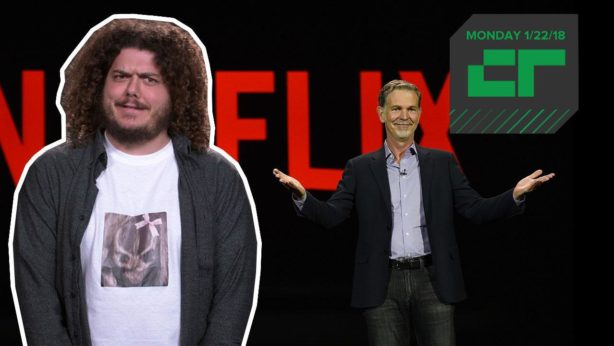 Crunch Report   Netflix is now worth more than $100 ...